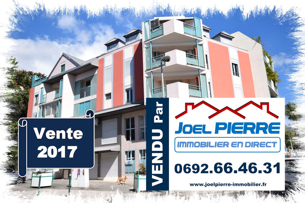 Trop tard c'est déjà VENDU (en 8 jours) par Joël PIERRE Immobilier : La Trinité Superbe T3 duplex de 107 m² (SU) en dernier étage