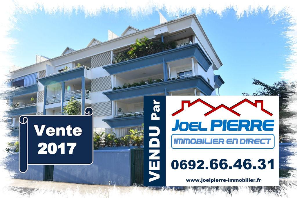 Trop tard c'est déjà VENDU par Joël PIERRE Immobilier :  SAINT DENIS Appart. T4 de 126,49 m² (SU)