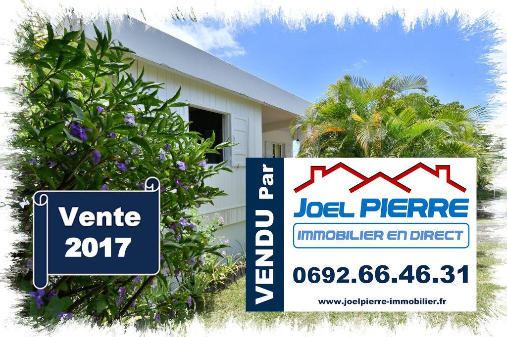 Trop tard c'est déjà VENDU par Joël PIERRE Immobilier : SAINT DENIS Bellepierre Villa T4 + T2 sur 466 m² de terrain