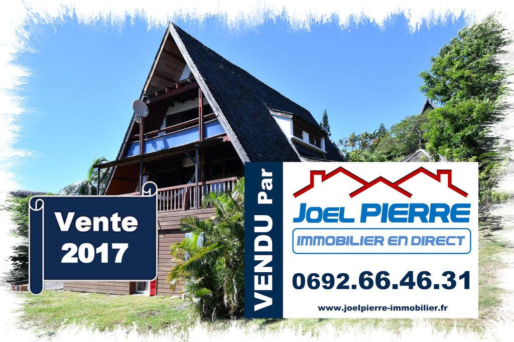 """Trop tard c'est déjà VENDU par Joël PIERRE Immobilier : MONTGAILLARD Villa """"Dodin"""" T10 de 212 m² sur terrain de 968 m²"""