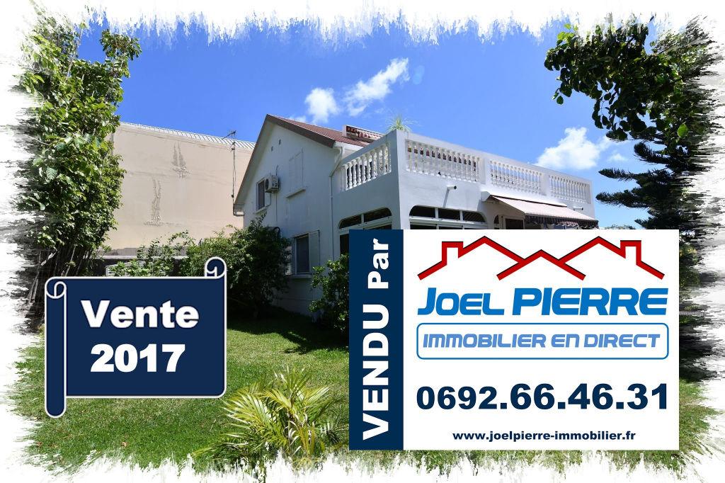 Trop tard c'est déjà VENDU (en 2 visites) par Joël PIERRE Immobilier : SAINTE MARIE Duparc belle villa T6  de 176 m² sur 435 m² de terrain