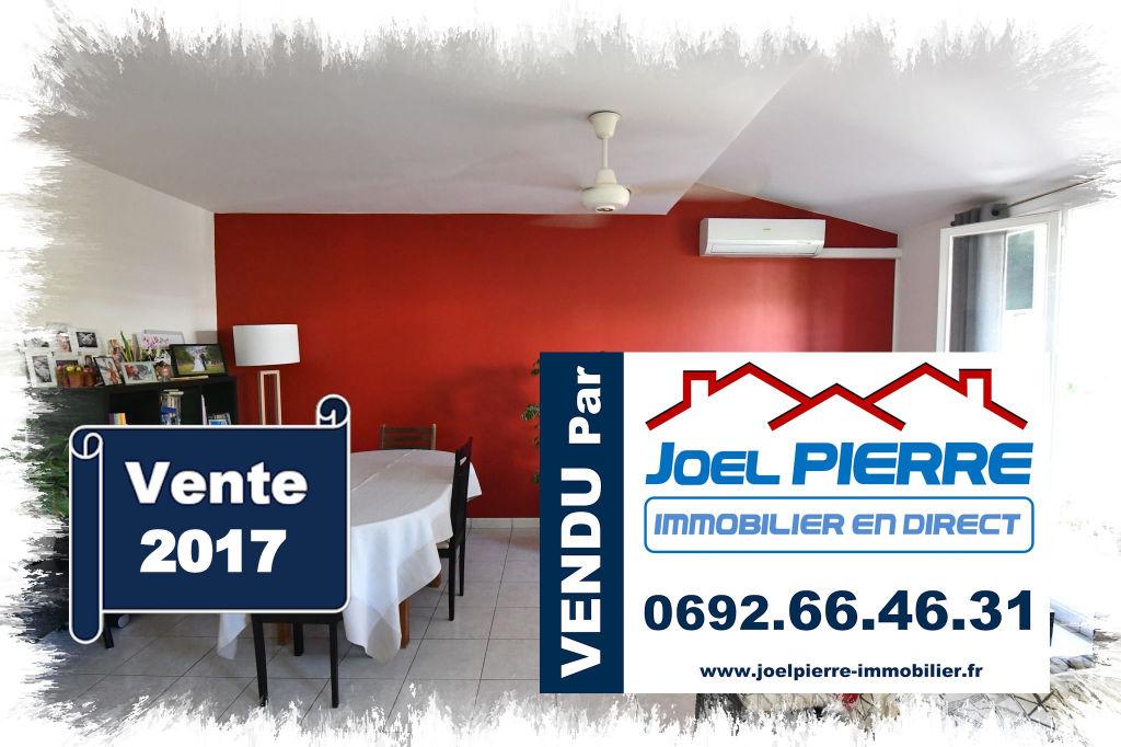 Trop tard c'est déjà VENDU (en 8 jours seulement) par Joël PIERRE Immobilier : SAINT DENIS Appart. T4 duplex en dernier étage