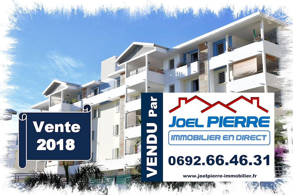 Trop tard c'est déjà VENDU par Joël PIERRE Immobilier : SAINT DENIS Appart. T2 Duplex de 48 m² (SU)