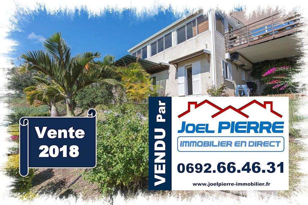 Trop tard c'est déjà VENDU (en 3 mois) par Joël PIERRE Immobilier : LA MONTAGNE Grande villa T7 de 192 m²  sur terrain de 1010 m²