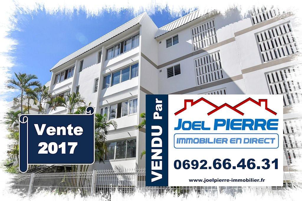 Trop tard c'est déjà VENDU (en 1 visite seulement) par Joël PIERRE Immobilier : SAINT DENIS Proche centre Appart. T4 excellent état...