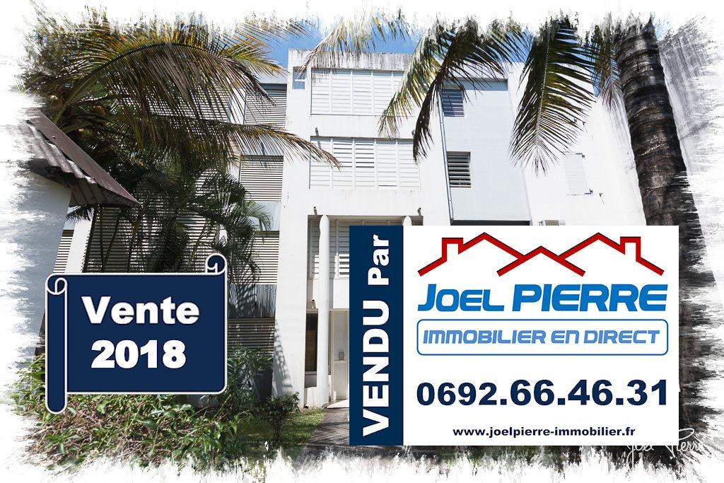 Trop tard c'est déjà VENDU  (en 2 visites seulement) par Joël PIERRE Immobilier : SAINTE MARIE Appartement T3 d'une surface utile de 75 m2 + 2 Parkings