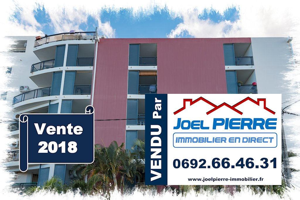 JPI : STE CLOTILDE Appartement T3 de 63 m² (SU) + parking couvert