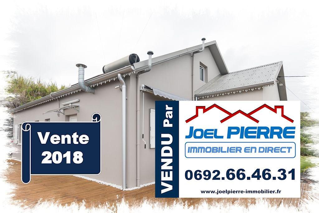 Trop tard c'est déjà VENDU (en 1 visite seulement) par Joël PIERRE Immobilier :.LA MONTAGNE St Bernard Villa T5 de 169 m² (SU) sur parcelle de 600 m²