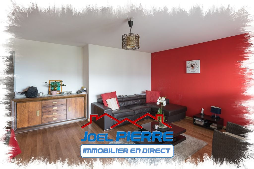 JPI : SAINTE CLOTILDE Appartement T3 de 75 m² (SU)