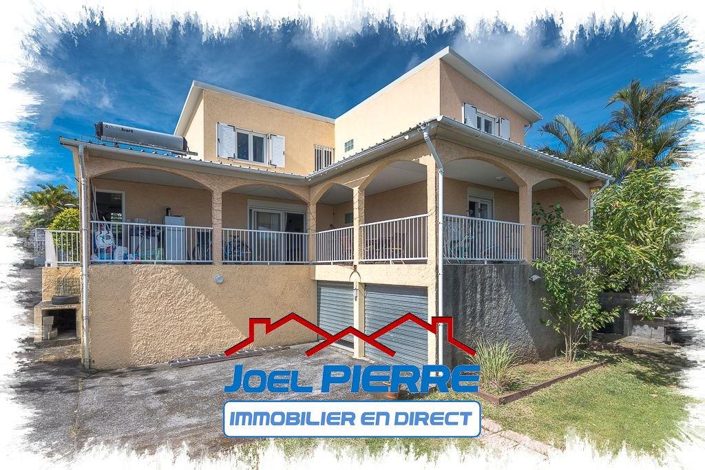 JPI : SAINTE SUZANNE Bagatelle Villa T5/6 de 212 m² (SU) belle vue mer