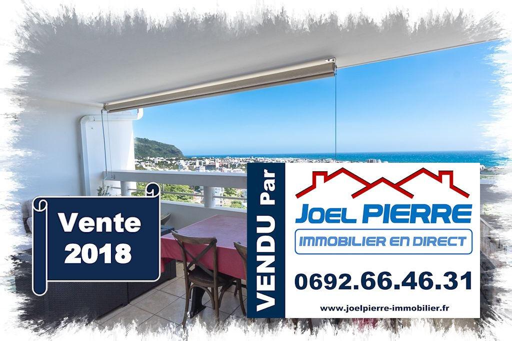 Trop tard c'est déjà VENDU (en 3 jours) par Joël PIERRE Immobilier : SAINT DENIS Magnifique Appartement T3 duplex de 66.10 m² + varangues + Box fermé