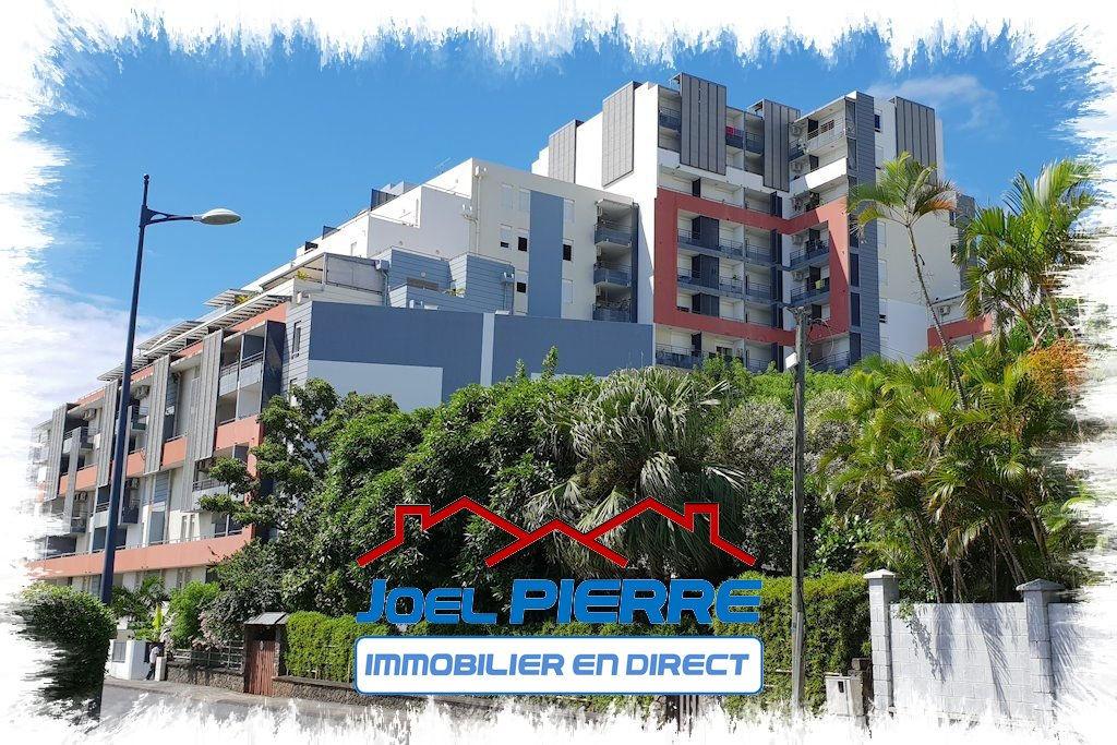 JPI : SAINTE CLOTILDE Appartement T4 de 88 m² (Su) avec sa varangue + 2 Pk en sous-sol