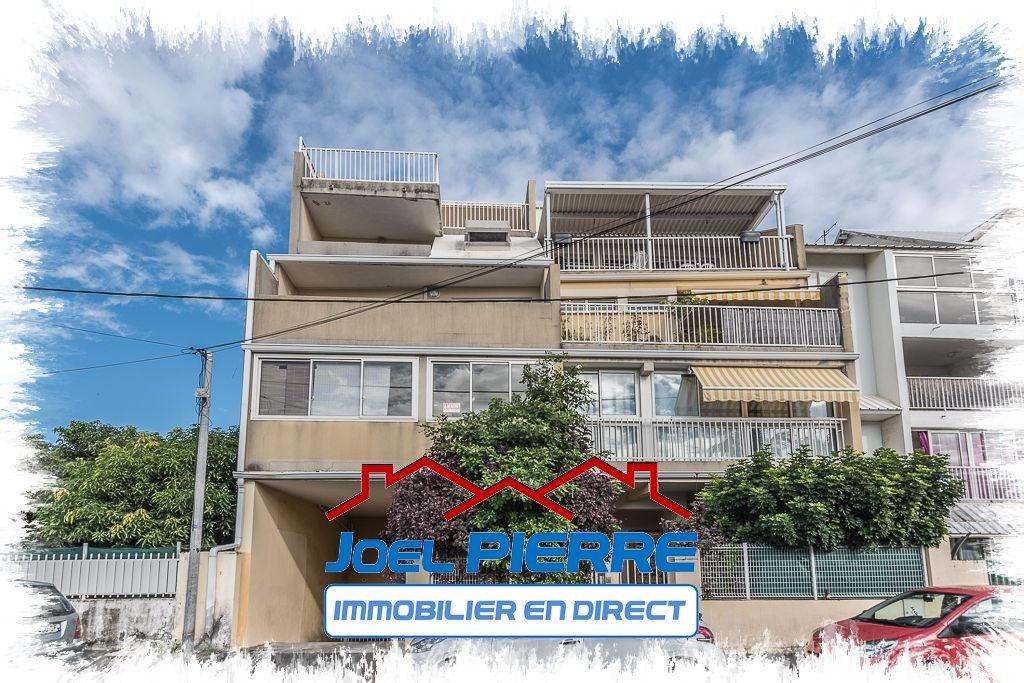 JPI : SAINT DENIS Appartement T1 de 47 m² (SU) avec parking S-Sol