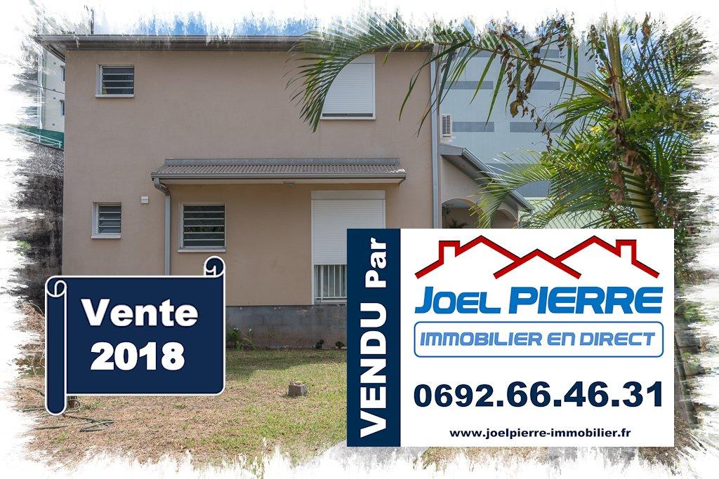 Trop tard c'est déjà VENDU (en 1 mois) par Joël PIERRE Immobilier : BELLEPIERRE Villa récente de 104 m² (SU) sur 286 m² de terrain