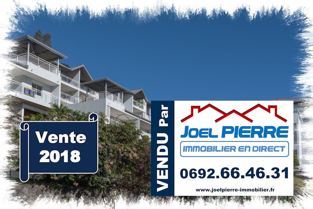 Trop tard c'est déjà VENDU (en moins d'une semaine) par Joël PIERRE Immobilier : BELLEPIERRE Appartement de 37,82 Su + parking sous-sol