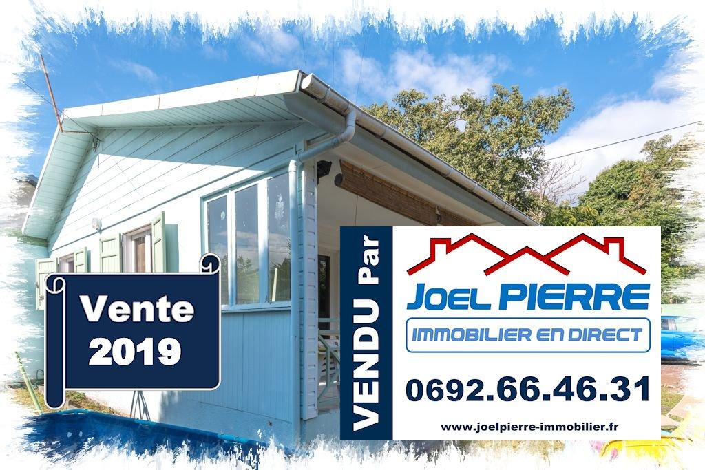 Trop tard c'est déjà VENDU par Joël PIERRE Immobilier :  LA BRETAGNE Villa plain-pied T6 d'une surface totale de 152 m²