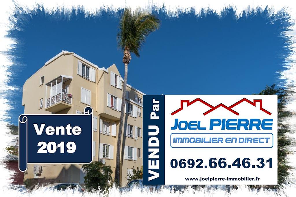Trop tard c'est déjà VENDU (en 2 visites) par Joël PIERRE Immobilier : SAINT DENIS Appart. T4 duplex en dernier étage