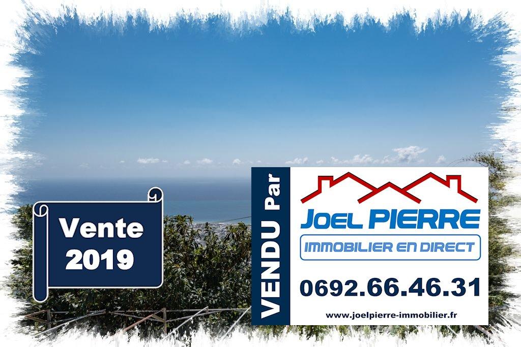 Trop tard c'est déjà VENDU (en 15 jours) par Joël PIERRE Immobilier : BELLEPIERRE PK6 Terrain Saint Denis 1343 m2 constructible