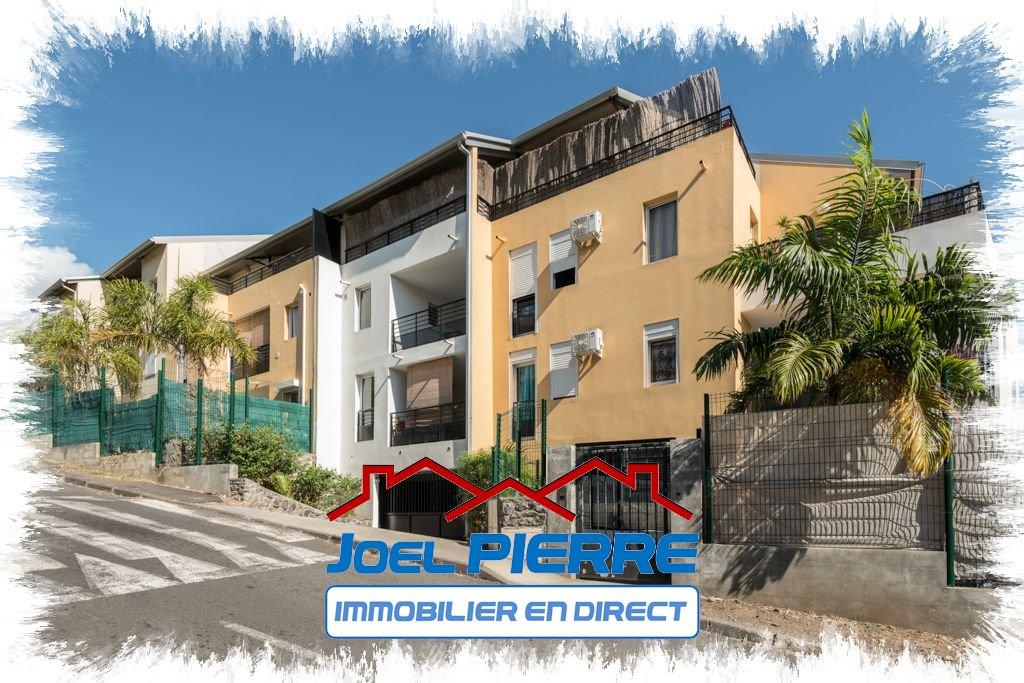 JPI : SAINTE CLOTILDE Appartement T3 NEUF Défiscalisable de 72 m² utiles