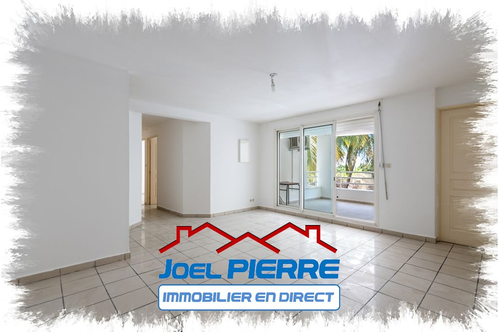 JPI : SAINTE CLOTILDE Appartement T4 de 90 m² (SU) + 2 parkings