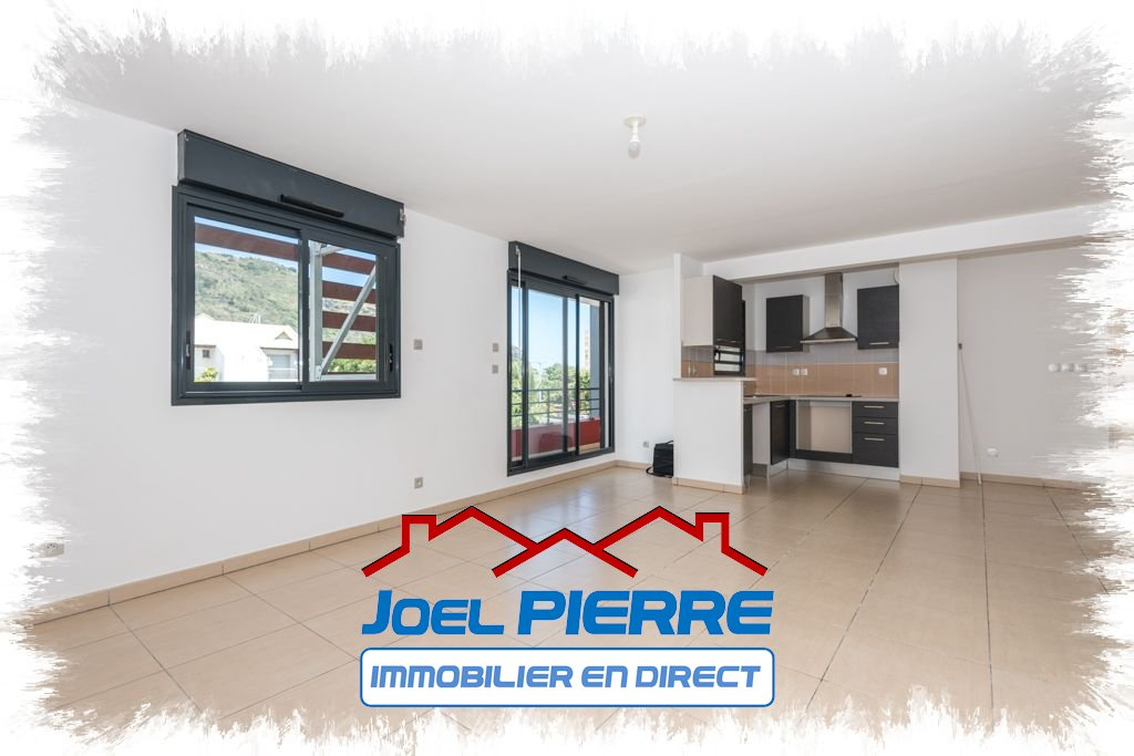 JPI : SAINT DENIS Proximité Centre ville Appartement T4 de 108 m² (SU)