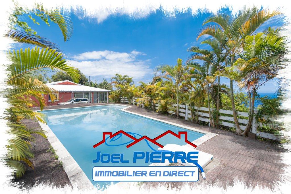 JPI : BELLEPIERRE Belle villa plain-pied de 200 m² (SU) avec piscine sur 1540 m² de terrain