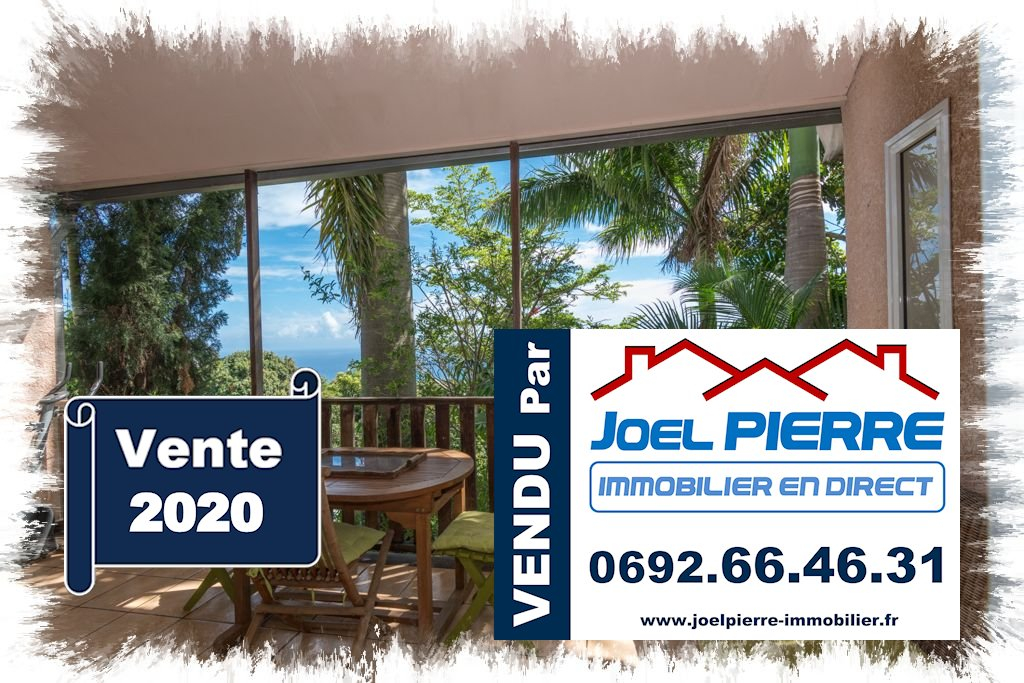 JPI : SAINTE CLOTILDE BDN Maison T4/5 de 92 m² utiles