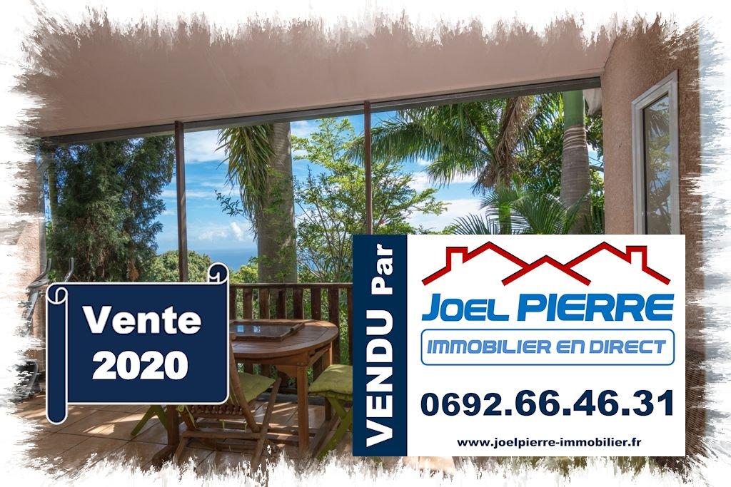 JPI : SAINTE CLOTILDE BDN Maison T5 de 120.45 m² utiles