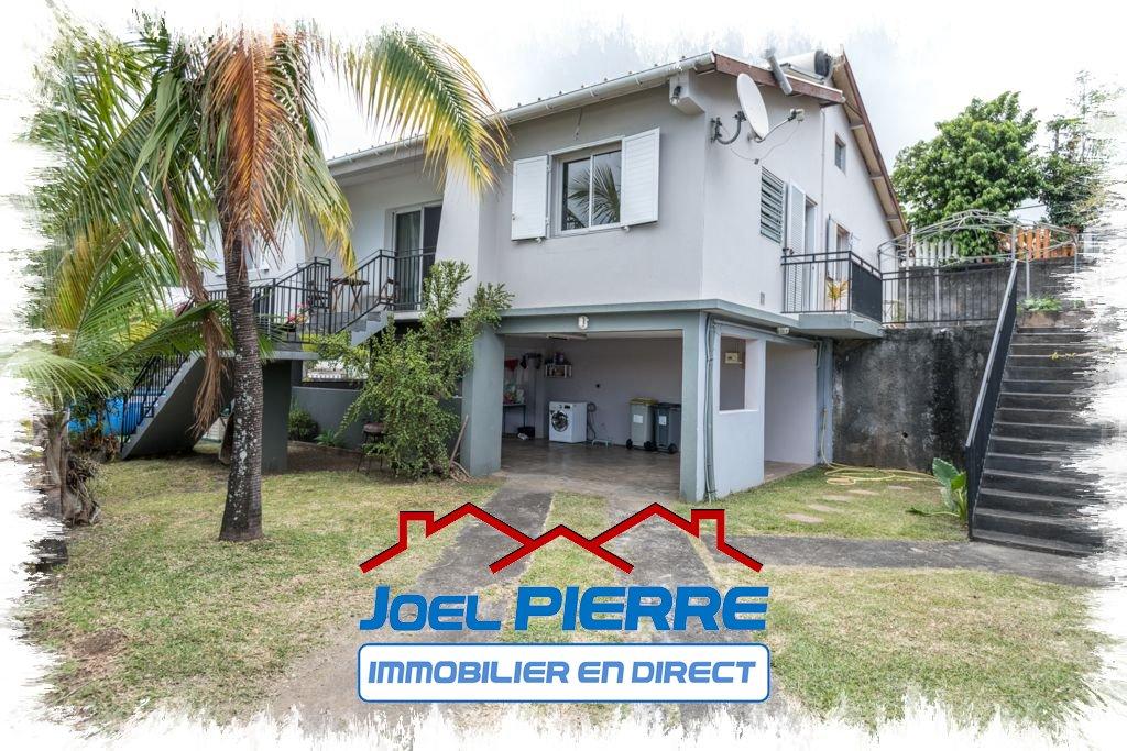 JPI : SAINTE MARIE Belle vila T5 d'une surface utile de 187.40 m² sur 486 m² de terrain