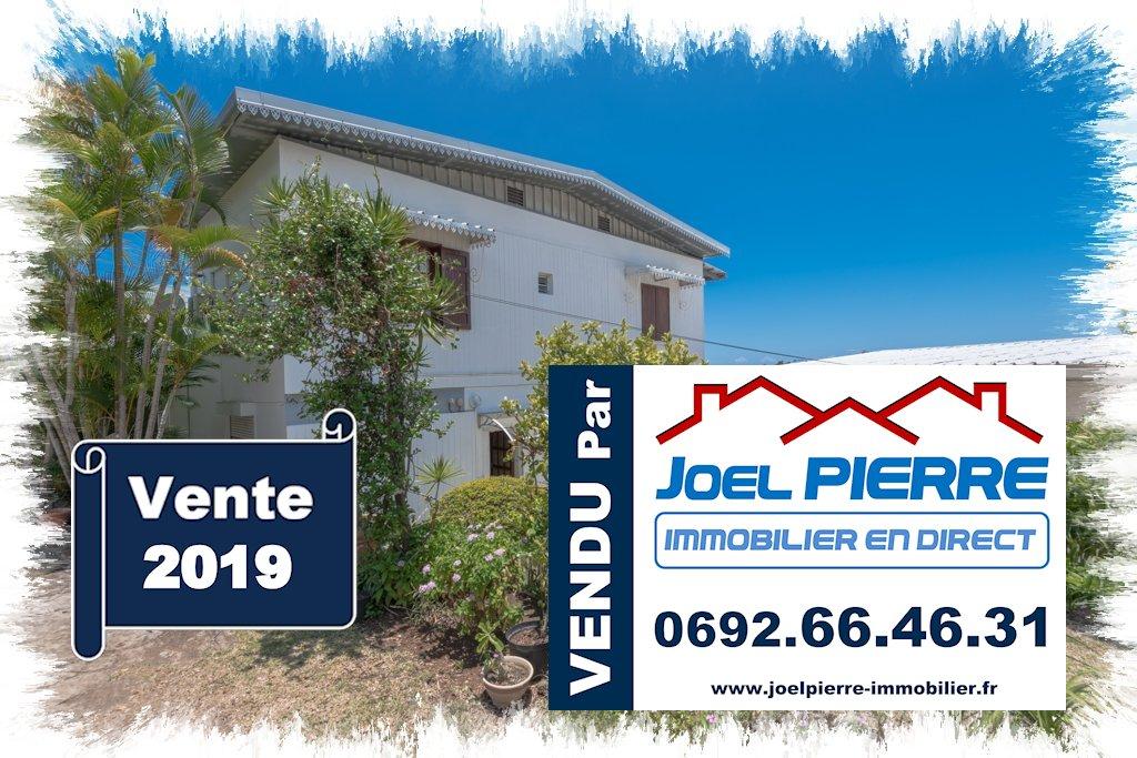 Trop tard c'est déjà VENDU (en moins d'un mois) par Joël PIERRE Immobilier :  SAINT DENIS Montgaillard Villa T4 + Dépendance pour une surface totale de 124,40 m² sur un terrain de 498 m²