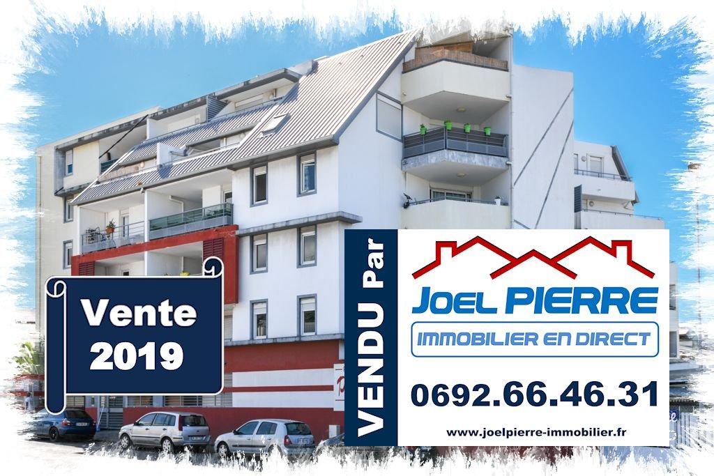 JPI : SAINTE CLOTILDE Bel appartement T4 de 87 m² (SU) + 2 Pks en sous-sol