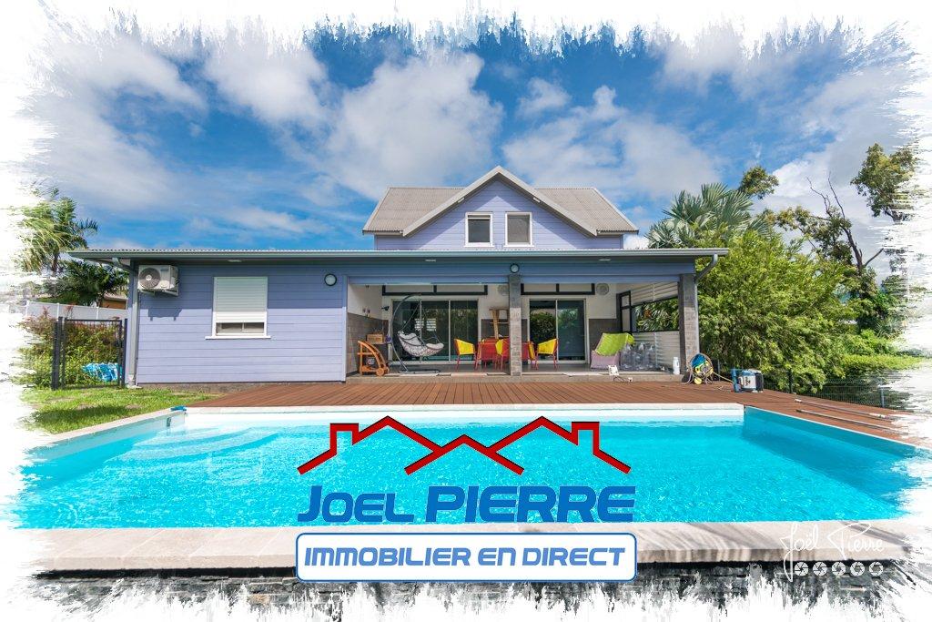 JPI : QUARTIER FRANCAIS Villa 6 pièce(s) 159.16 m2 avec piscine sur 809 m² de terrain