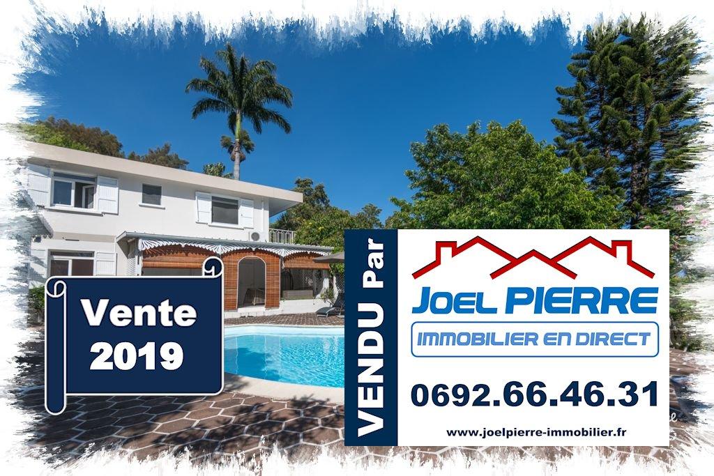 JPI : LA MONTAGNE Propriété Villa T5 + dépendance T3 sur 2560 m² de terrain avec piscine
