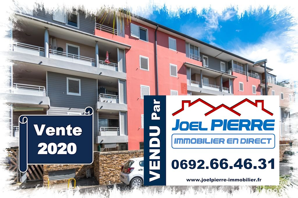 Exclusivité JPI : SAINTE CLOTILDE Appartement T3 de 57 m² + parking