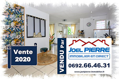 EXCLUSIVITÉ JPI : SAINTE CLOTILDE Appartement T3 de 65 m² (SU) avec parking sous-sol