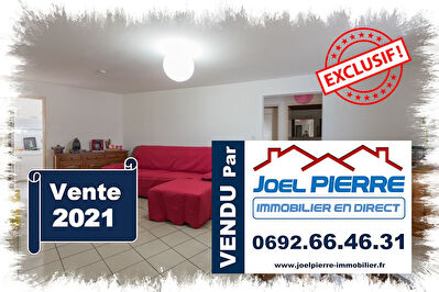 JPI : SAINTE MARIE Appartement T4 de 86 m2 (SU) avec 1 emplacement de parking